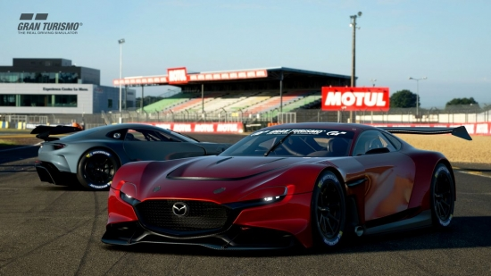 Mazda RX-Vision GT3 reserved for fans of Gran Turismo Sport